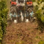 Agrofer VARIO AG TL kultivátor, jobb és bal oldali tőközművelővel