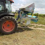Agrofer DAR 140C talajlazító