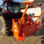 Agrimaster - AF230 erdészeti szárzúzó