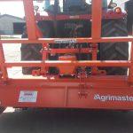 Agrimaster AWPS230 erdészeti szárzúzó